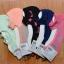 S270 **พร้อมส่ง** (ปลีก+ส่ง) ถุงเท้า แฟชั่นสไตล์ญี่ปุ่น สีสัน มีลวดลาย เนื้อดี งานนำเข้า(Made in China) thumbnail 7