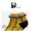 S367**พร้อมส่ง** (ปลีก+ส่ง) ถุงเท้าแฟชั่นเกาหลี ข้อสั้น แต่งขอบ ประดับลูกตุ้ม เนื้อดี งานนำเข้า(Made in china) thumbnail 16