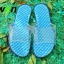 K017-SBL **พร้อมส่ง** (ปลีก+ส่ง) รองเท้านวดสปา เพื่อสุขภาพ ปุ่มเล็ก สำหรับผู้หญิง สีฟ้า ส่งคู่ละ 120 บ. thumbnail 1