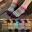 S216**พร้อมส่ง** (ปลีก+ส่ง) ถุงเท้าแฟชั่นเกาหลี ข้อสั้น เนื้อดี งานนำเข้า(Made in China) thumbnail 1