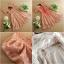 ชุดเดรสสั้น แฟชั่นเกาหลี ใส่ออกงานได้ สีชมพู ผ้าชีฟอง แขนตุ๊กตา โชว์หลัง กระโปรงบาน เป็นชุดเดรสแบบปล่อย สวยน่ารัก ๆ (พร้อมส่ง) thumbnail 5