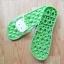 K020-ฺGR**พร้อมส่ง** (ปลีก+ส่ง) รองเท้านวดสปา เพื่อสุขภาพ ปุ่มใหญ่สลับเล็ก (การ์ตูน) สีเขียว ส่งคู่ละ 150 บ. thumbnail 4