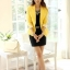 เสื้อทำงาน แขนยาว แฟชั่นเกาหลี ผ้าชีฟอง ปักดิ้นที่คอ สีดำ ใส่สบายสวยมากๆ (พร้อมส่ง) thumbnail 5