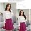 แฟชั่นเกาหลี set เสื้อ และกระโปรงสวยๆ ครับ thumbnail 5