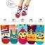 S045**พร้อมส่ง** (ปลีก+ส่ง) ถุงเท้าแฟชั่นเกาหลี ข้อสั้น มี 5 แบบ เนื้อดี งานนำเข้า(Made in china) thumbnail 1
