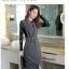 แฟชั่นเกาหลี set 2 ชิ้น ชุดเดรส และเสื้อสวยเก๋สุดๆ ครับ thumbnail 1