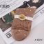 S353 **พร้อมส่ง** (ปลีก+ส่ง) ถุงเท้าแฟชั่นเกาหลี ข้อยาว คละ 5 สี มี 10 คู่/แพ็ค เนื้อดี งานนำเข้า(Made in China) thumbnail 11