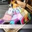 S332**พร้อมส่ง** (ปลีก+ส่ง) ถุงเท้าแฟชั่นเกาหลี ข้อสั้น เนื้อดี งานนำเข้า(Made in China) thumbnail 6